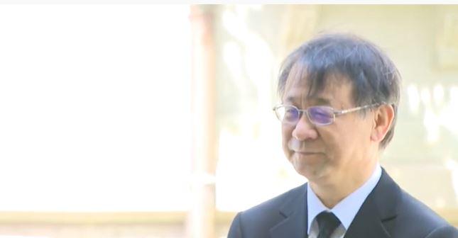 快新聞/日本台灣交流協會代表前來緬懷李登輝 泉裕泰:代表日本國民由衷的感謝