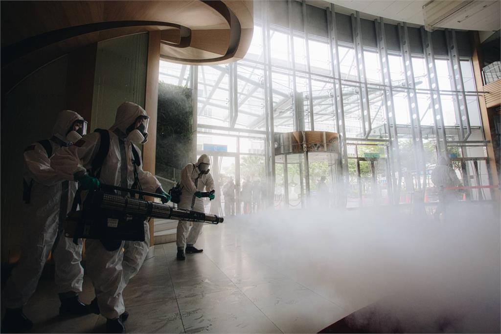 快新聞/網傳化學兵所用藥劑「很毒」 國防部澄清了