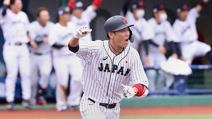 東奧/坂本勇人再見安打 日本棒球首戰逆轉勝多明尼加