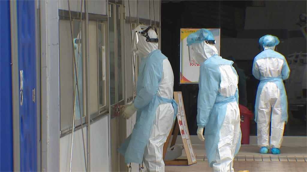 疫情衝擊醫院營收 CDC:部桃、協助轉院每班1萬津貼