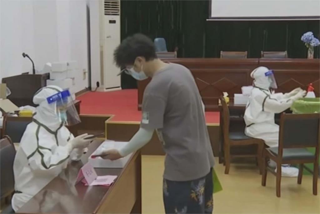 快新聞/中國疫情又燒+124! 本土暴增80例「江蘇61例最多」
