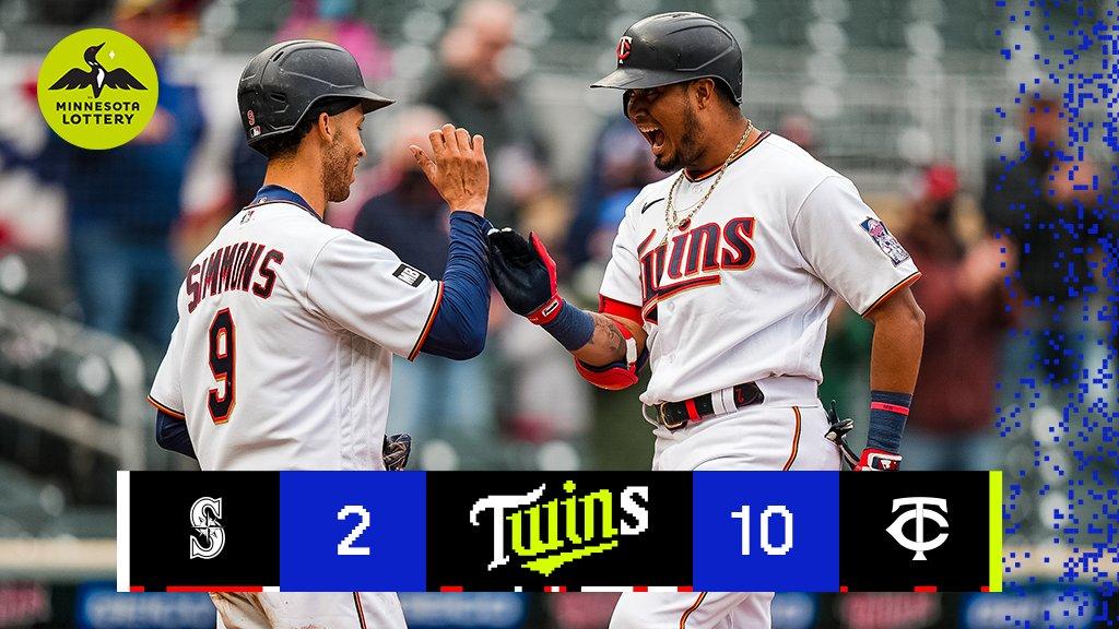 MLB/雙城3轟擊垮水手 奪本季主場首戰勝利