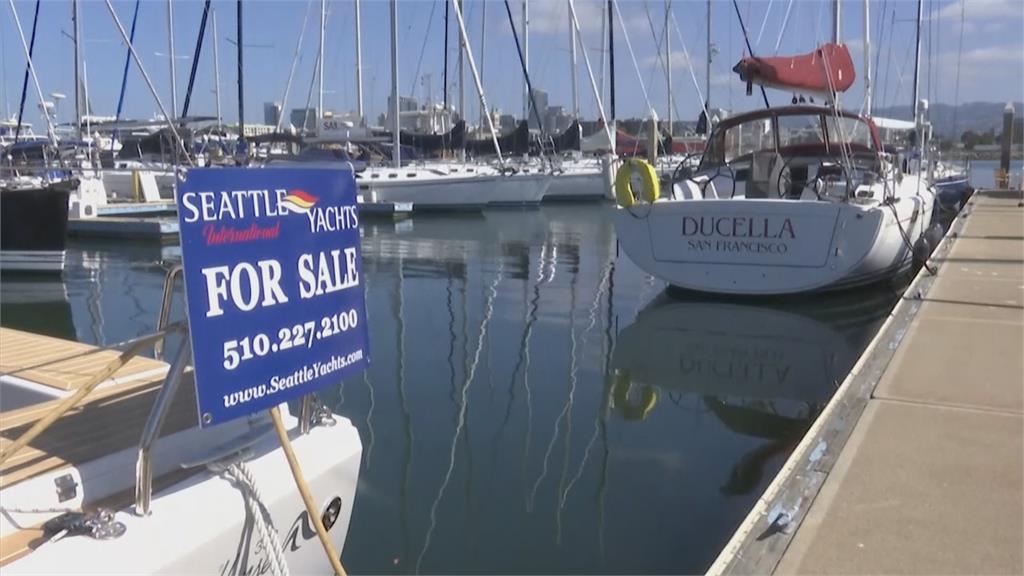 疫情改變休閒運動 美洲船隻銷售量暴增
