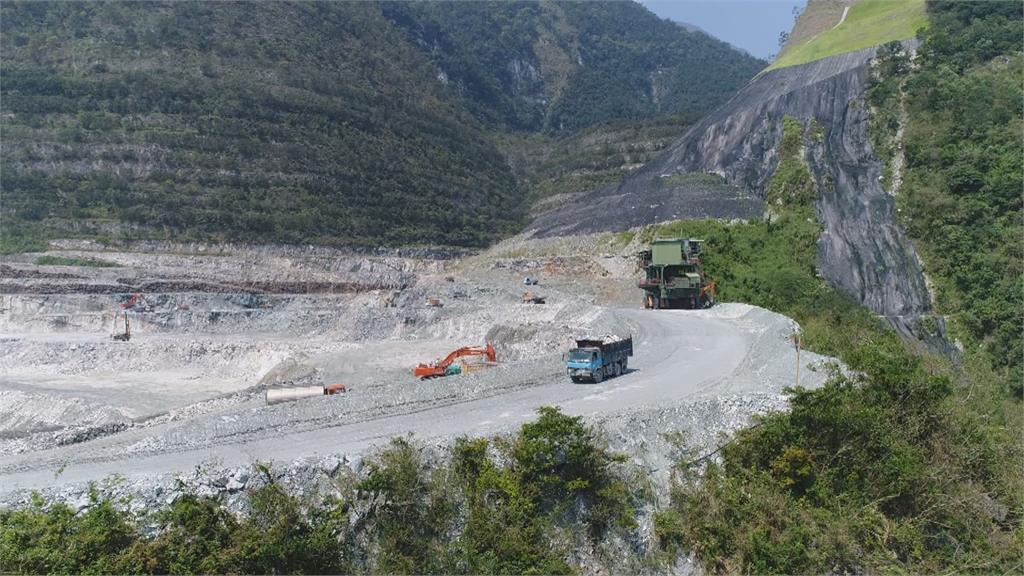 亞泥展延20年礦權撤銷 仍可續採花蓮大理石