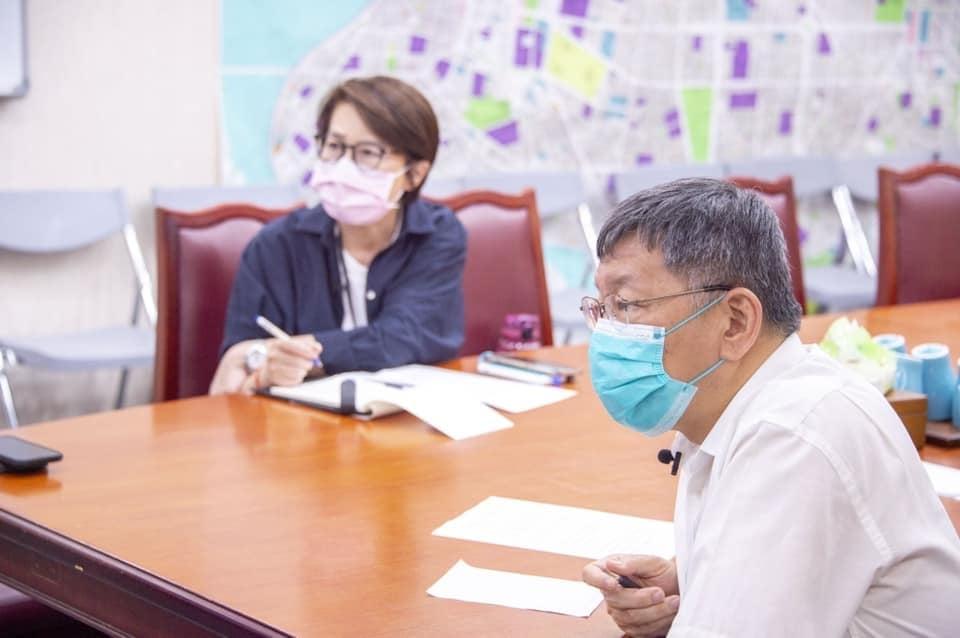 快新聞/北市編28億要買第3劑疫苗 黃珊珊:政府應該要傾家蕩產也在所不惜