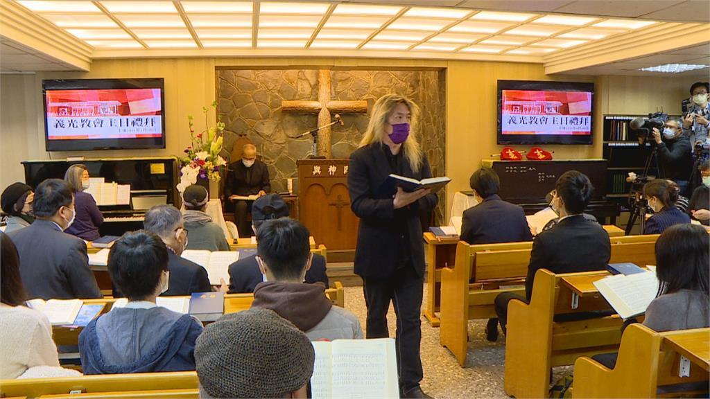 <em>賴清德</em>代表總統出席林宅血案追思禮拜 主持人李勝雄稱賴「未來總統」!