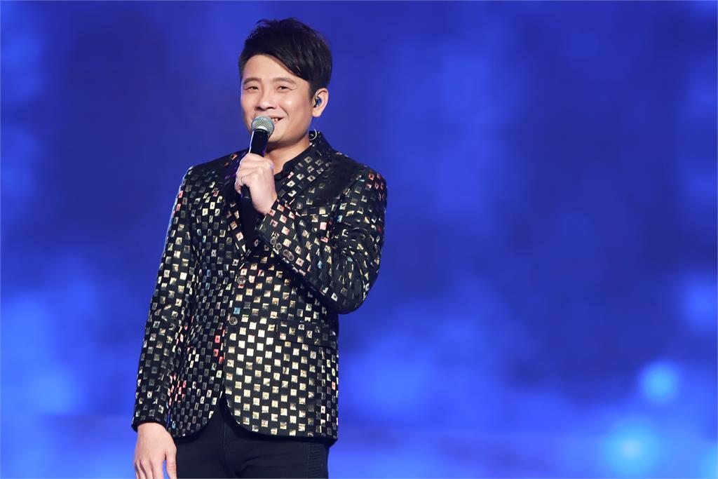 2019高雄跨年蔡佳麟開唱 期許以《大時代》入圍金鐘獎最佳新人