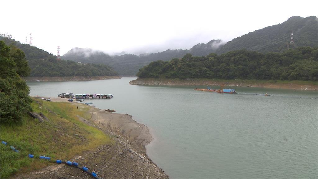 石門水庫集水區降雨有感 一口氣進補「300萬噸」!