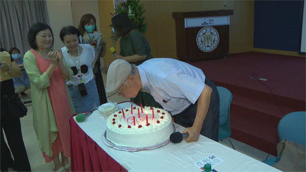 回顧台灣社會變遷與改革 陳永興70歲生日推傳記新書