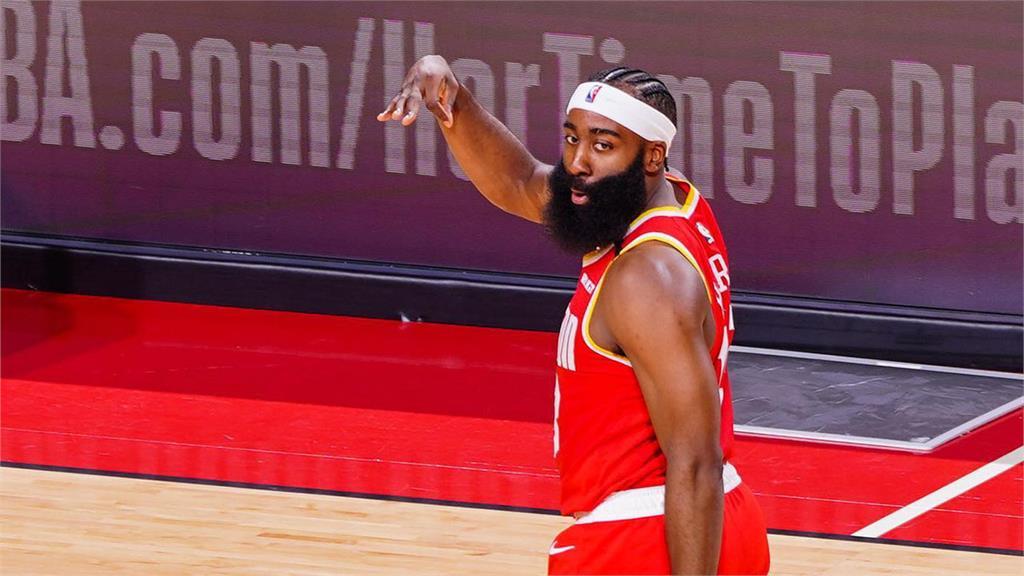 NBA/先別燒!哈登球衣換洗車服務引迴響