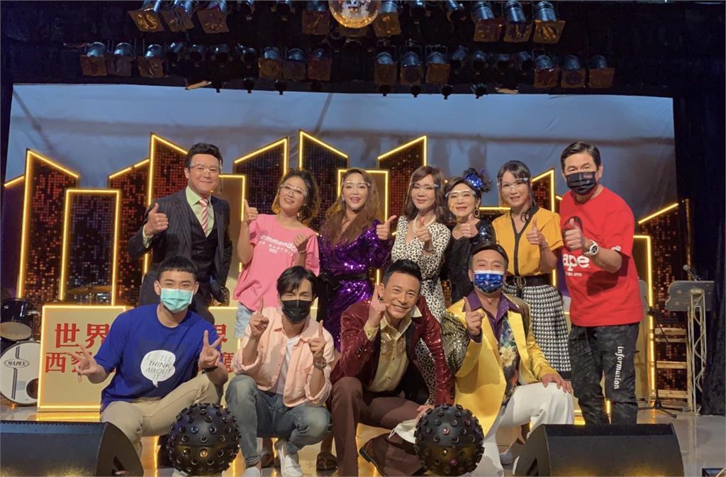 八點檔《黃金歲月》劇組太歡樂 王彩樺讚賴慧如是康樂股長!
