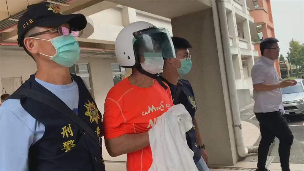 明德外役監受刑人連三榮 逃近3個月投案