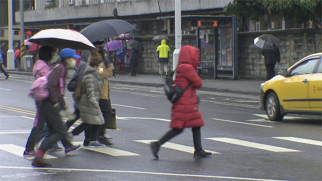 北部東部局部短暫雨 西半部山區易有午後熱對流