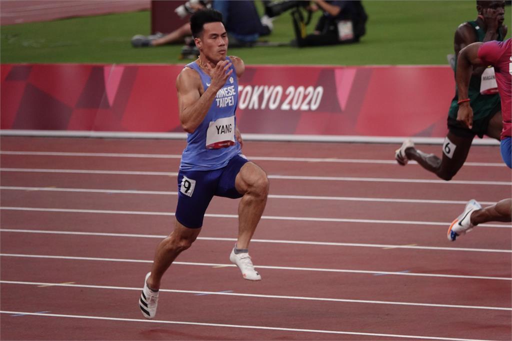 東奧/「台灣最速男」楊俊瀚奧運百米跑出10秒21 分組第5無緣晉級準決賽