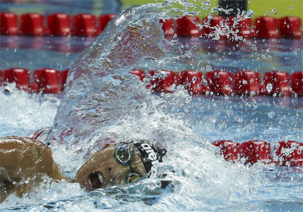 東奧/游泳小將王星皓男子200公尺混泳預賽 位居第8無緣晉級!