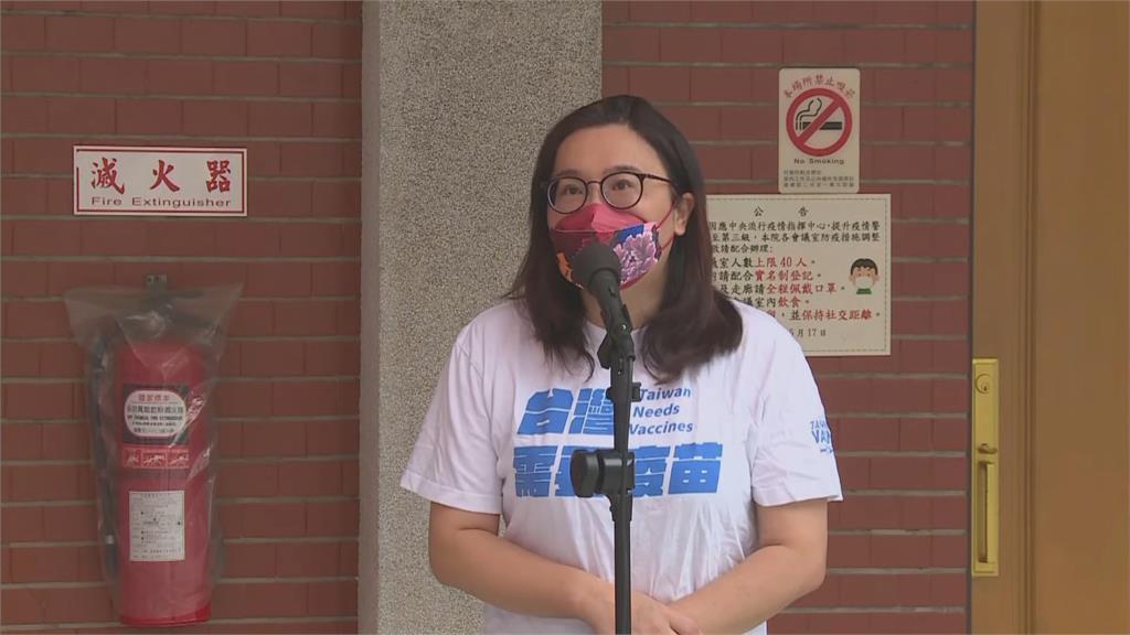 快新聞/國民黨提臨時會修公投法遭否決 陳玉珍批民進黨只在乎執政
