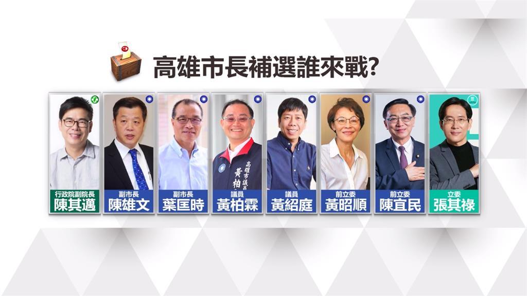 高雄市長誰接棒?劉世芳揭民進黨內布局