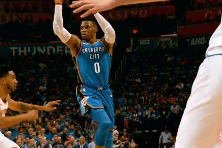 生涯百場大三元 衛少:能進NBA就感謝上帝了