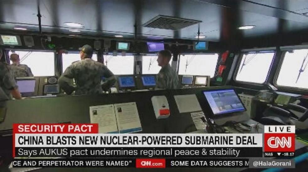 美國搶澳洲潛艇訂單 法國痛批背刺「活像川普」