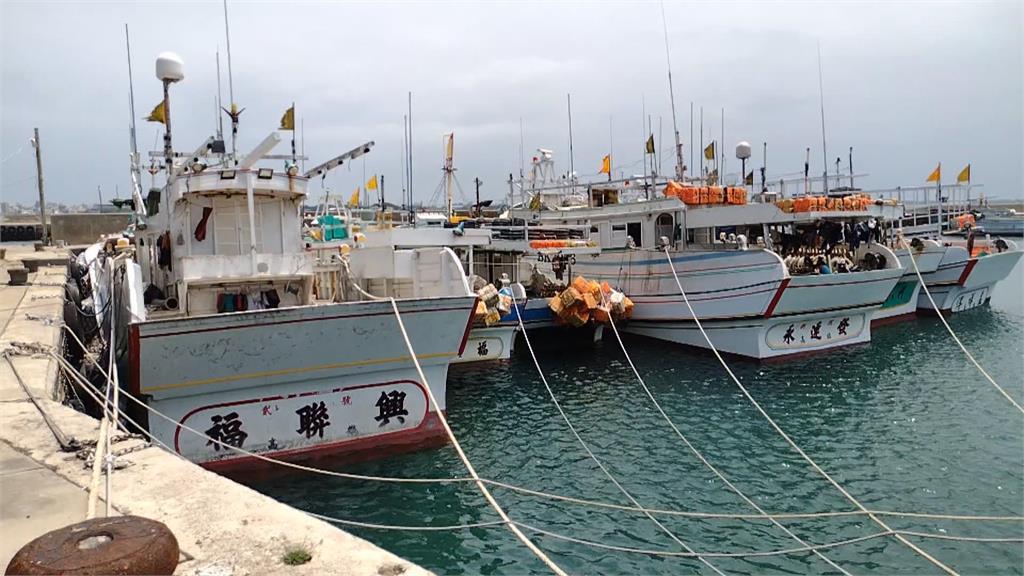 防颱優先!盧碧颱風海警 澎湖收回養殖箱網