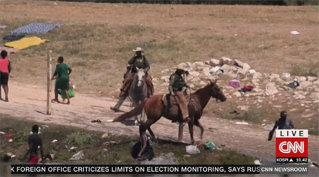 美墨邊境再爆難民危機 海地移民被遣返回國