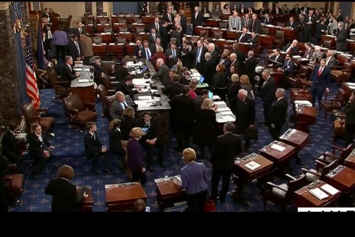 美30年來最大規模稅改 眾院再表決通過