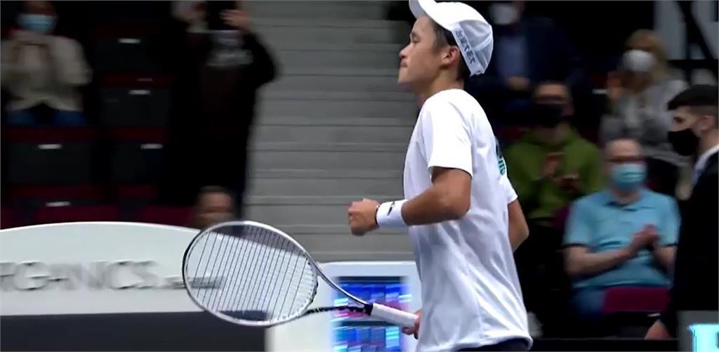維也納男網賽首輪 莊吉生不敵俄名將梅德韋傑夫
