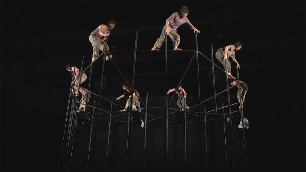 給表演者舞台!馬戲雙年展疫情下登場 限專業人員參加
