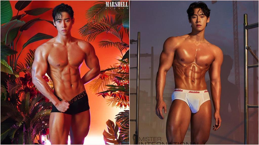 2021韓國國際先生冠軍出爐 182超壯男大生被韓媒封「今年最強美男」
