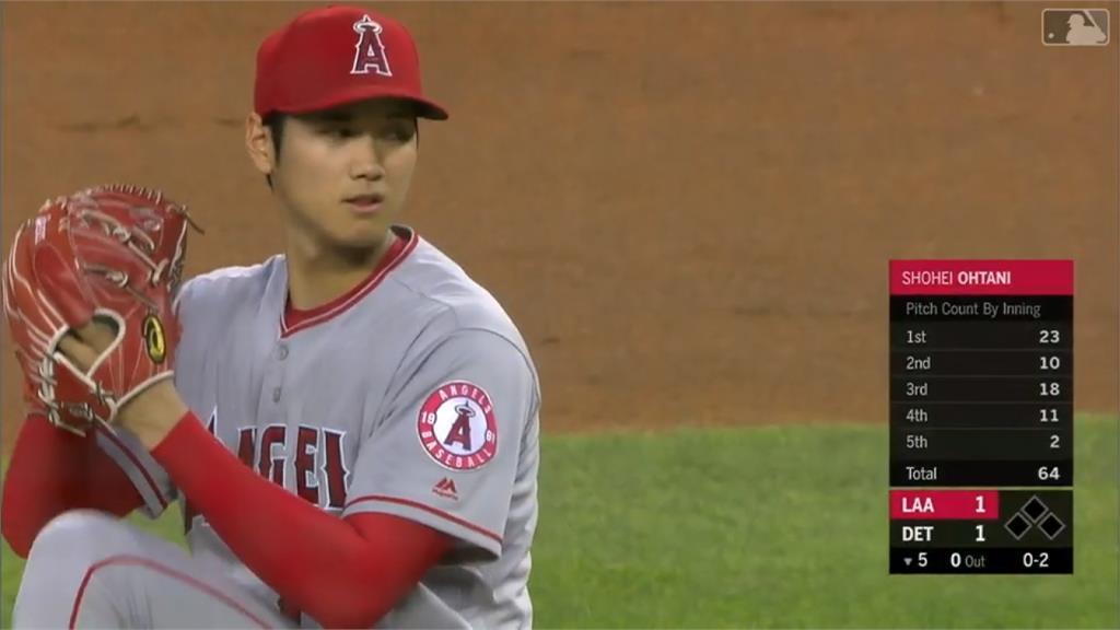 MLB/大谷以指定打擊開季 五月才登板投球