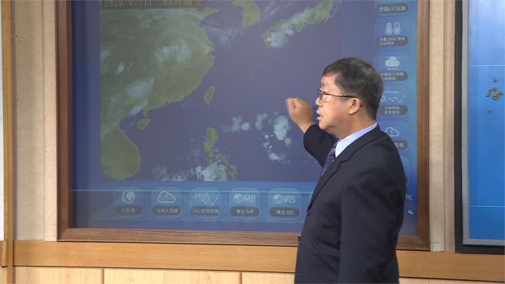 太平洋高壓勢力強 「7月颱」恐史上最晚來?