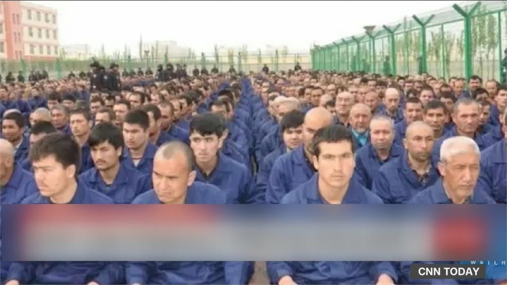 中國在新疆設再教育營 關百萬穆斯林進行「思想改造」