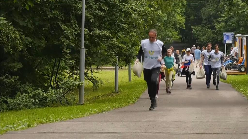 瑞典新運動成潮流!拾荒慢跑健身又環保