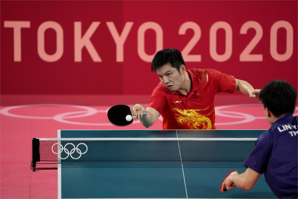 東奧/樊振東前三戰「輕鬆打」!徐展元:林昀儒把球王逼到牆角