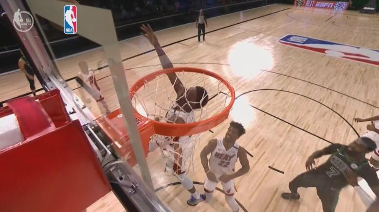 NBA/超前三分加關鍵麻辣鍋 熱火東區冠軍賽首勝
