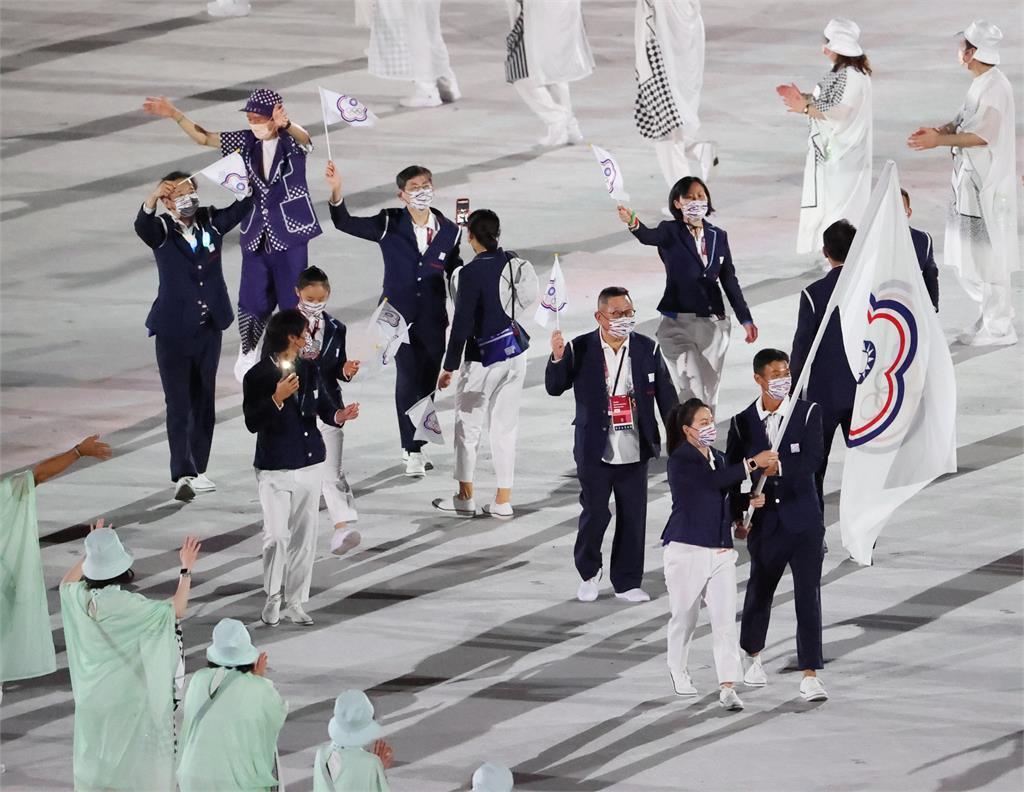 東奧/奧運開幕後再次「正名」!NHK官網「獎牌統計列表」直稱:台灣