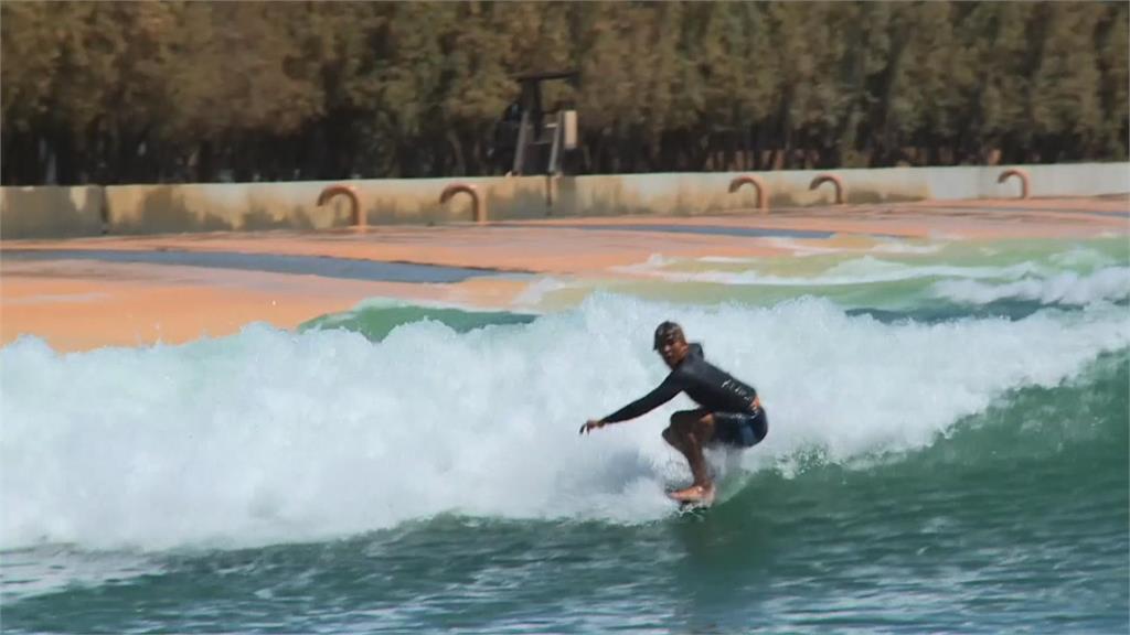 「五十嵐」會衝浪? 加州衝浪高手代表日本拚東奧