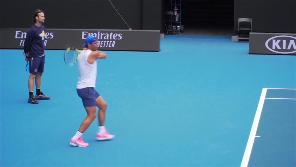 網球/納達爾放棄衛冕美網 費德勒拚球鞋副業