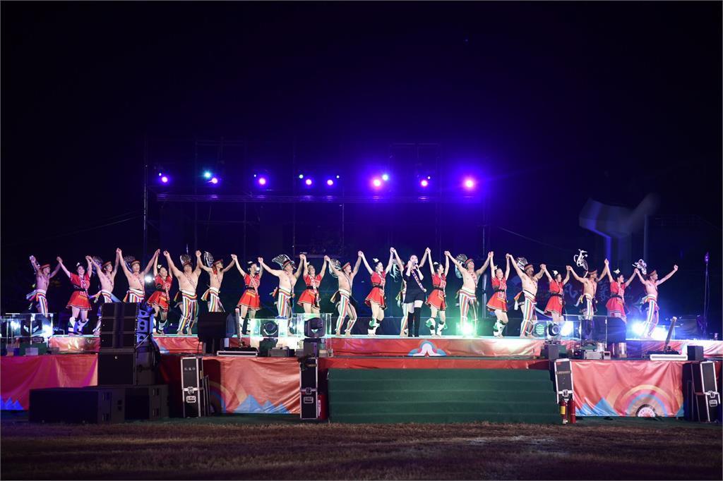 花蓮原住民族聯合豐年節「汎札萊今天」美好落幕!千人共舞相約明年再見