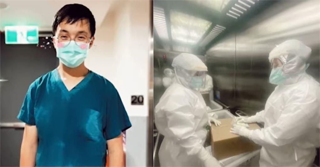 快新聞/護理師自創曲曝檢疫所日常 網友感動:感謝亞東戰士負重前行!