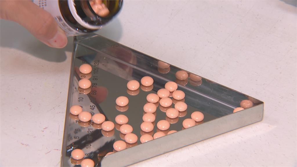 用於重症肌無力 處方用藥「美定隆」 錯裝安眠藥包裝