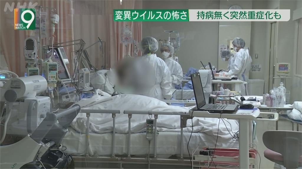 英國變種病毒肆虐 日本染疫康復醫生現身說法