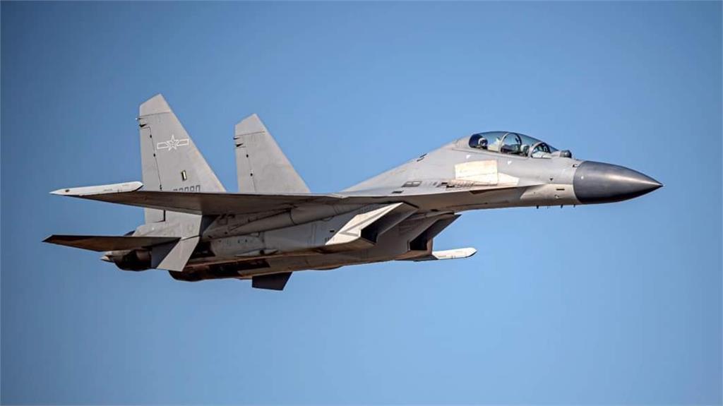 快新聞/太囂張! 中國25架次軍機大舉擾台 創單日最高紀錄