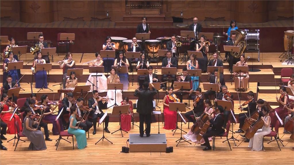 新年音樂會 發揚台灣之聲 韓國音樂家共襄盛舉
