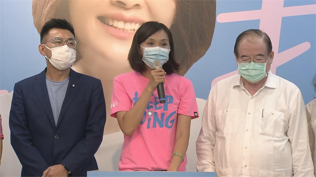 快新聞/李眉蓁恭喜陳其邁當選 稱選戰過程陰晴不定:終於結束了!