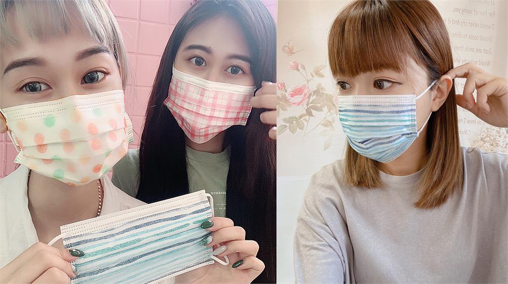 台灣最美印花口罩! 總共12款哪裡買的到?