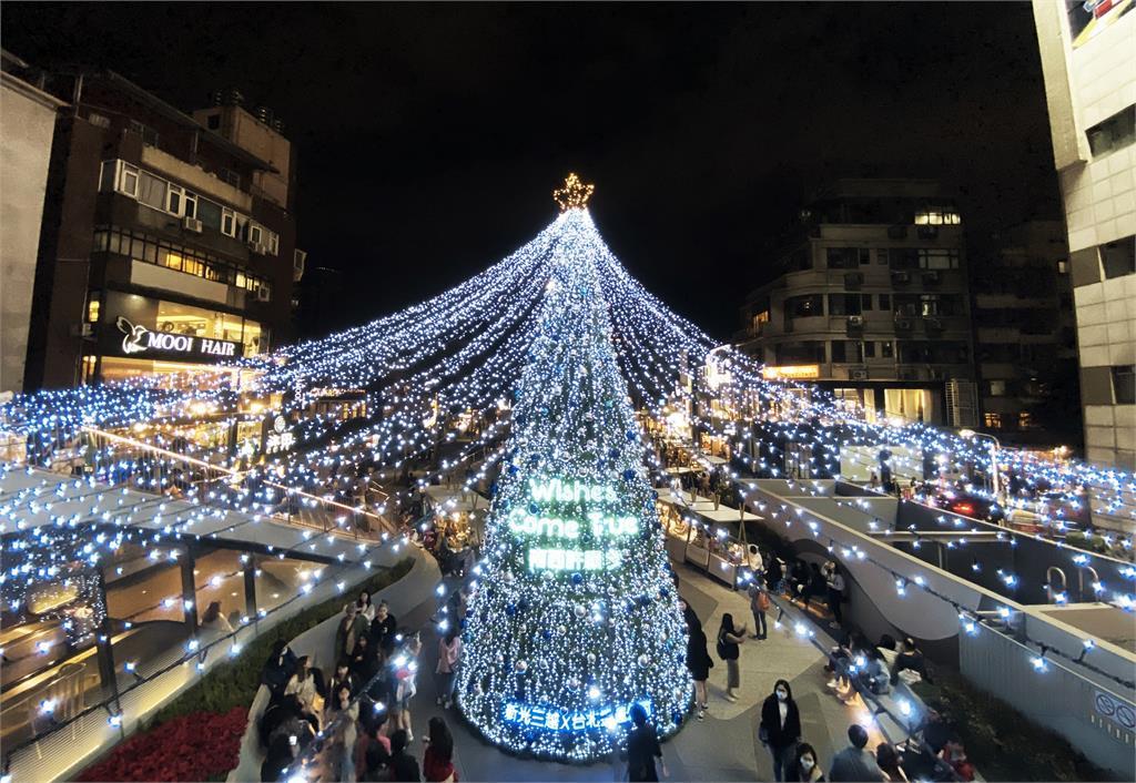 你去過幾個?聖誕樹蒐集控注意 全台26個必拍景點