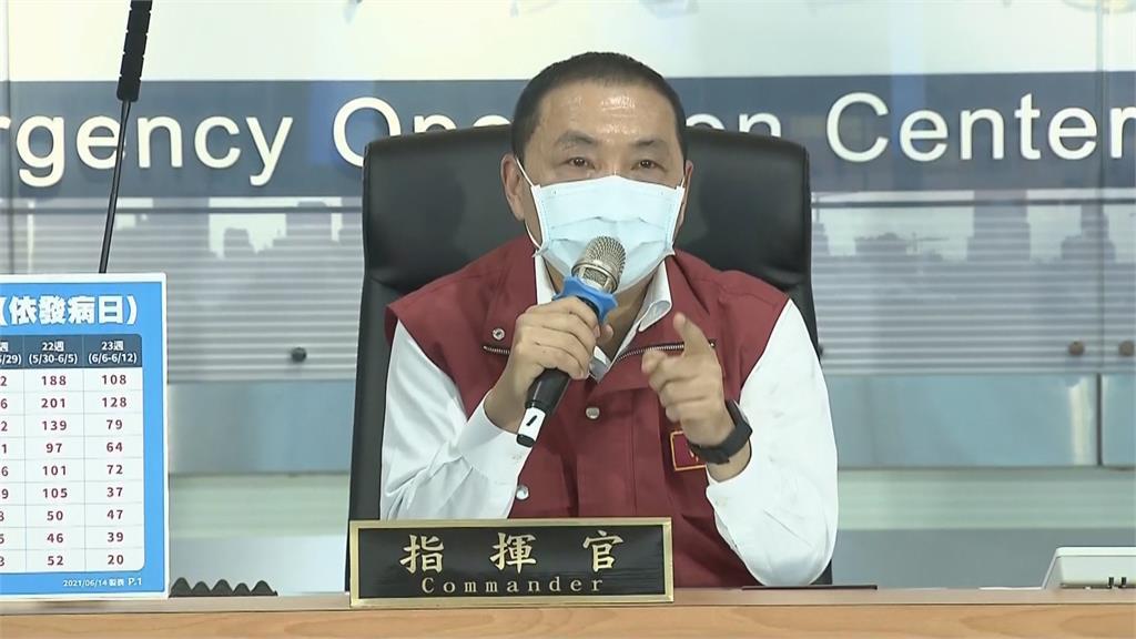 侯友宜要總統「約束屬下」暗指民進黨謾罵?副市長護航