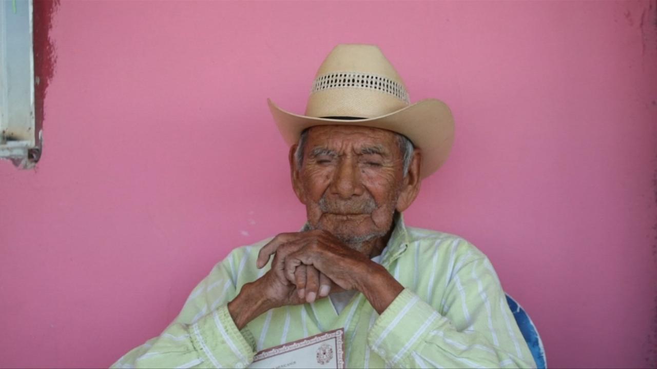 全球「最長壽」可望破紀錄 墨西哥老爺爺121歲