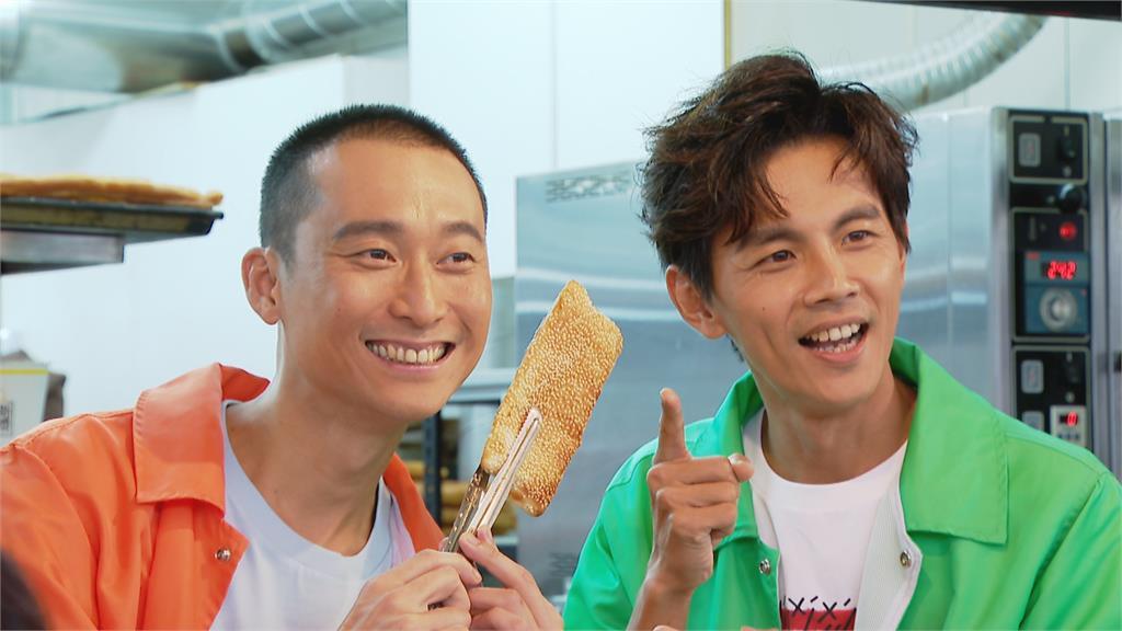 「綜藝新時代」重磅回歸!浩角翔起合體做燒餅:360行太不簡單